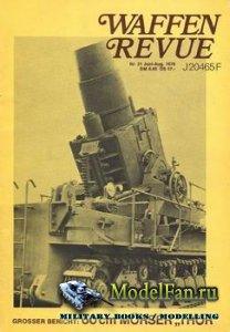 Waffen Revue Nr.21 Juni-Aug. 1976