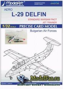 ModelArt - Aero L-29 Delfin (Bulgarian Air Forces)