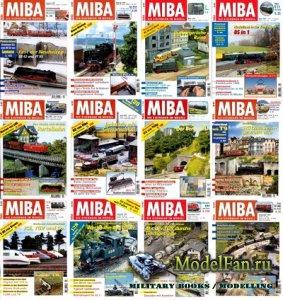 MIBA (Miniaturbahnen) журналы за 1997 год