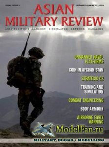 Asian Military Review December 2010/January 2011