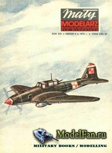 Maly Modelarz №5 (1973) - Samolot szturmowy Il-2