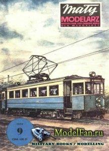 Maly Modelarz №9 (1975) - Warszawskie koleje dojazdowe