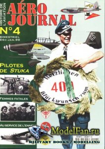Aero Journal №4 (Декабрь-Январь 1999)