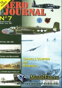 Aero Journal №7 (Июнь-Июль 1999)