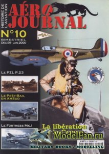 Aero Journal №10 (Декабрь-Январь 2000)