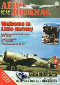 Aero Journal №19 (Июнь-Июль 2001)