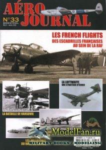 Aero Journal №33 (Октябрь-Ноябрь 2003)