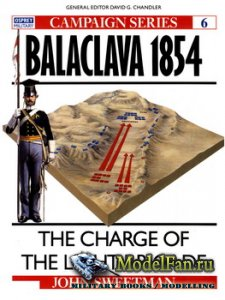 Osprey - Campaign 6 - Balaclava 1854. The Charge of the Light Brigade
