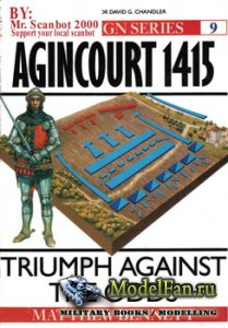 Osprey - Campaign 9 - Agincourt 1415. Triumph Agains the Odds