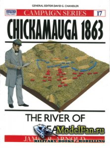 Osprey - Campaign 17 - Chickamauga 1863. The River of Death