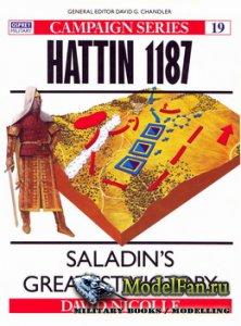 Osprey - Campaign 19 - Hattin 1189. Saladin's Greatest Victory