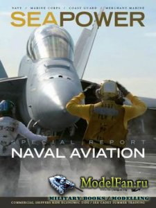 SeaPower October (Vol.53 Num.10) 2010