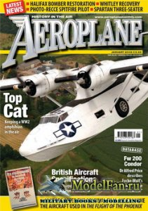 Aeroplane Magazine (Январь 2006)