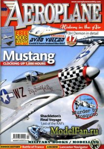 Aeroplane Magazine (Март 2008)