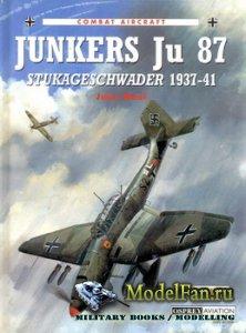 Osprey - Combat Aircraft 1 - Junkers Ju 87 Stukageschwader 1937–41