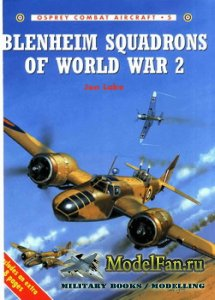 Osprey - Combat Aircraft 5 - Blenheim Squadrons of World War 2