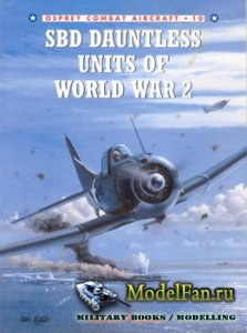 Osprey - Combat Aircraft 10 - SBD Dauntless Units of World War 2
