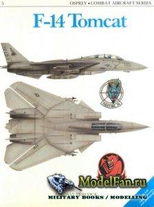 Osprey - Combat Aircraft 5 (Old Series) - F-14 Tomcat