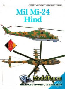 Osprey - Combat Aircraft 14 (Old Series) - Mil Mi-24 Hind