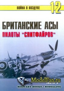 Торнадо - Война в воздухе №12 - Британские асы. Пилоты