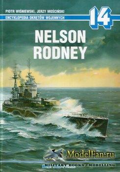 AJ-Press. Encyklopedia Okretow Wojennych 14 - Nelson, Rodney