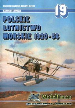 AJ-Press. Kampanie Lotnicze 19 - Polskie Lotnictwo Morskie 1920-56
