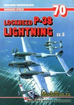 AJ-Press. Monografie Lotnicze 70 - Lockheed P-38 Lightning (cz.3)