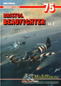 AJ-Press. Monografie Lotnicze 75 - Bristol Beaufighter (cz.2)