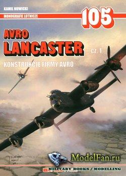 AJ-Press. Monografie Lotnicze 105 - Avro Lancaster (cz.1)