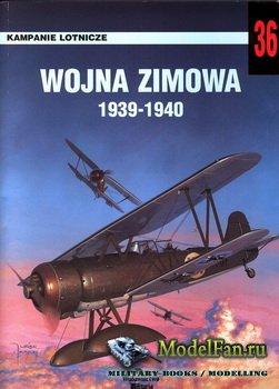Wydawnictwo Militaria. Kampanie Lotnicze 36 - Wojna Zimowa 1939-1940