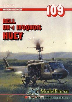 AJ-Press. Monografie Lotnicze 109 - Bell UH-1 Iroquis Huey (cz.2)