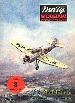 Maly Modelarz №3 (1976) - Polski samolot LWD