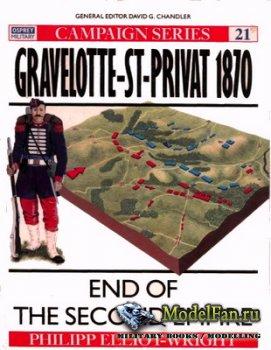 Osprey - Campaign 21 - Gravelotte-St-Privat 1870