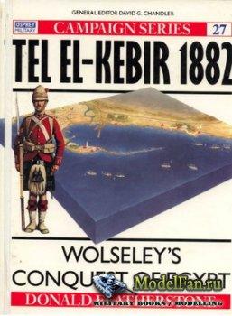 Osprey - Campaign 27 - Tel El-Kebir 1882: Wolseley's Conquest of Egypt