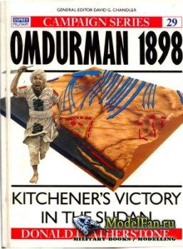 Osprey - Campaign 29 - Omdurman 1898: Kitchener's Victory in the Sudan