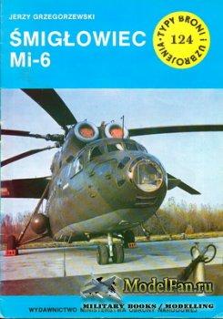 Typy Broni i Uzbrojenia (TBIU) 124 - Smiglowiec Mi-6