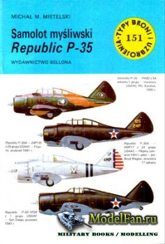 Typy Broni i Uzbrojenia (TBIU) 151 - Republic P-35