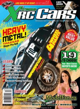 Xtreme RC Cars №180 (Dec 2010)