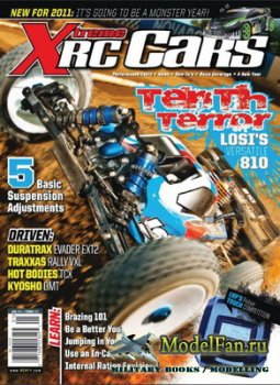 Xtreme RC Cars №181 (Jan 2011)
