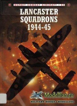 Osprey - Combat Aircraft 35 - Lancaster Squadrons 1944-45