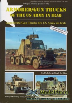 Tankograd - American Special № 3002 - Armoured/Gun Trucks of the US Army in ...