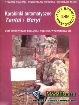 Typy Broni i Uzbrojenia (TBIU) 189 - 5.56 mm Tantal-Beryl Assault Rifle