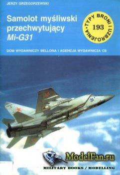 Typy Broni i Uzbrojenia (TBIU) 193 - Samolot mysliwski przechwytujacy MiG-3 ...