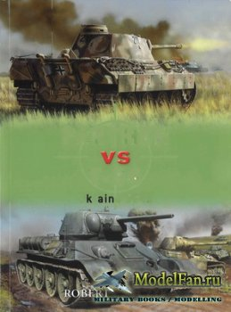 Osprey - Duel 4 - Panther vs T-34. Ukraine 1943