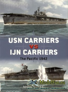 Osprey - Duel 6 - USN Carriers vs IJN Carriers. The Pacific 1942