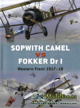 Osprey - Duel 7 - Sopwith Camel vs Fokker Dr.I. Western Front 1917-18