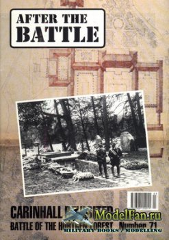 After the Battle №71 - Carinhall Revisited. Battle of the Hurtgem Forest