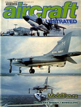 Aircraft Illustrated (February 1979)