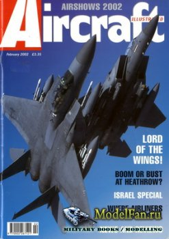 Aircraft Illustrated (February 2002)