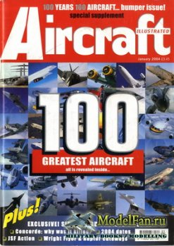 Aircraft Illustrated (January 2004)